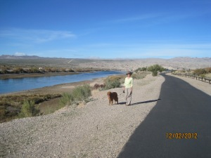 The River Walk in Bullhead City AZ