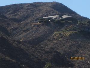 Bob Hope's house in Palm Springs Ca.
