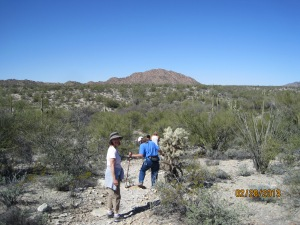 Victoria Mine hike