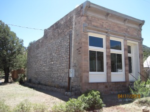 This was the Percha Bank and now is a museum