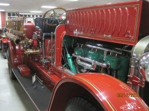 1920 Stutz Fire truck