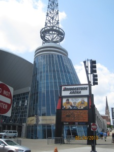 The Bridgestone Arena