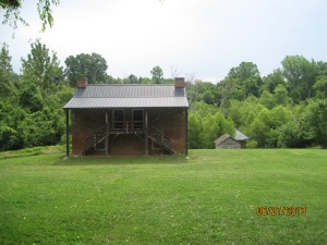 Slave House. The 1860 census shows that the McGavocks owned 39 slaves in 11 dwellings over 640 acres.
