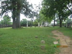 The McGavock Family Cemetery