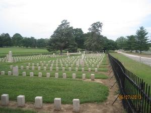 The McGavock Confederate Cemetery