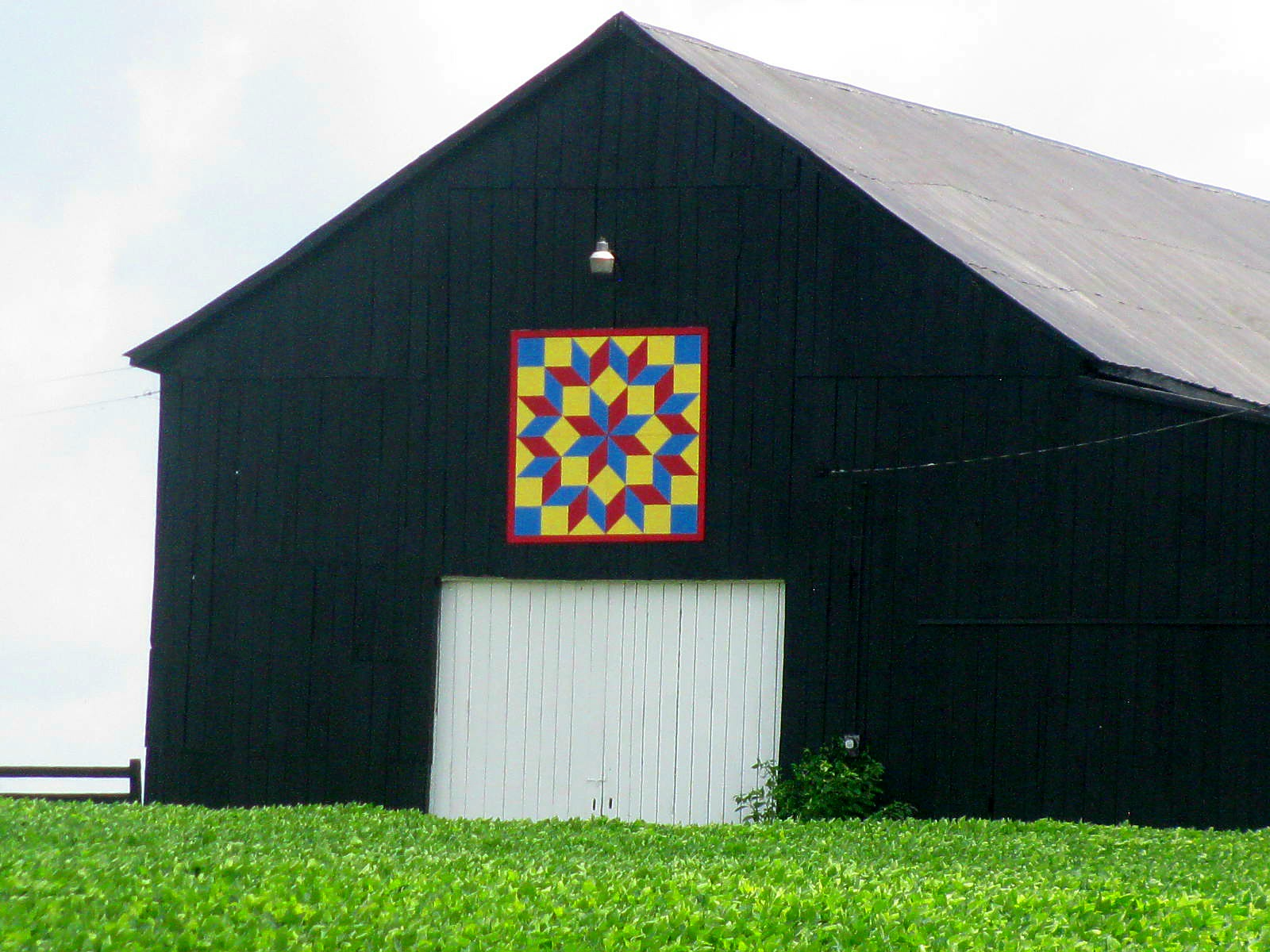 Quilt Patterns On Barns In Ky : Shedfor: Barn quilt patterns kentucky