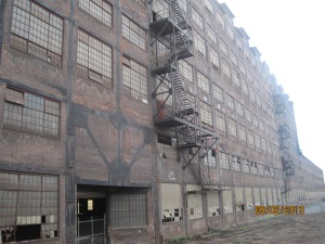 Another part of the old Steel Mill