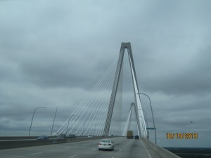 Arthur J Ravenel Jr. Bridge