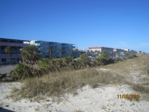 I think the Tybee Island beach front was a lot more years ago. Not so much now. Just our opinion.