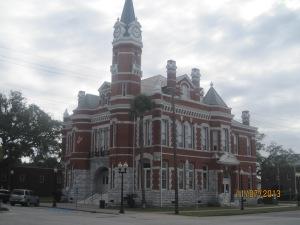 City Hall in Brunswick Georgia