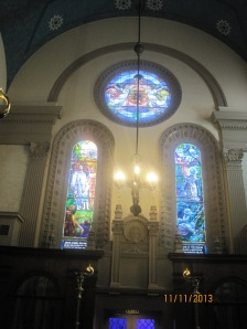Inside the Flagler Memorial Presbyterian Church
