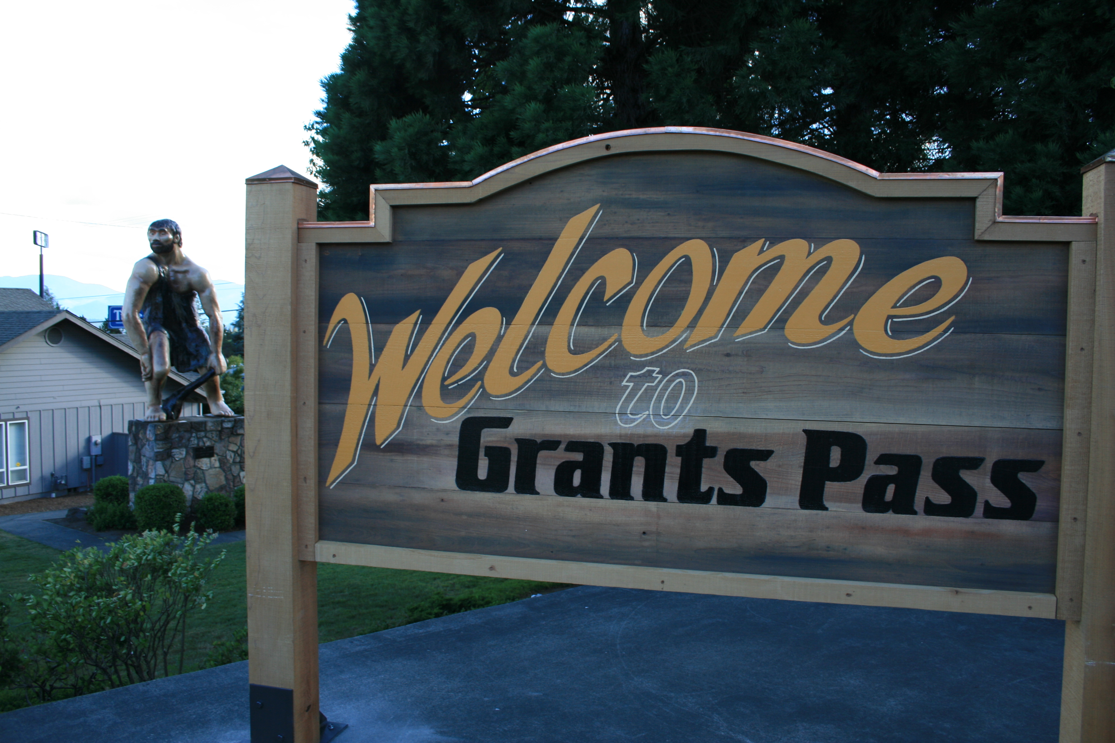 grants pass Grants pass is a city in, and the county seat of, josephine county, oregon, united states the city is located on interstate 5, northwest of medford.