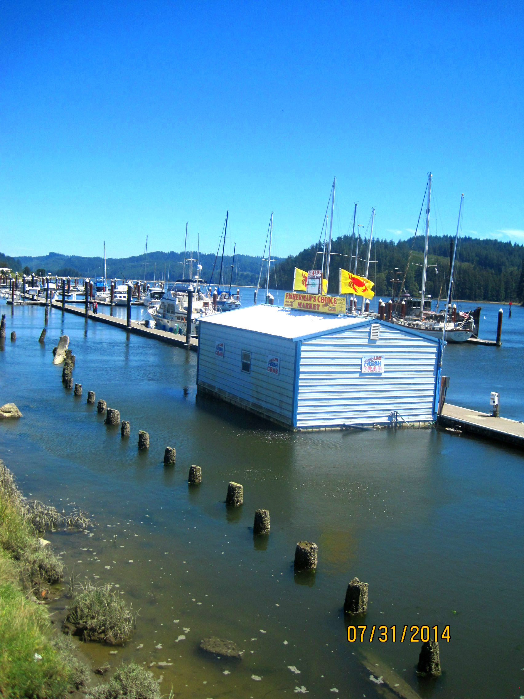 Our Short Visit To Coos Bay Winchester Bay And Florence