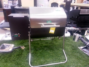 Green Mountain Davey Crockett pellet smoker / BBQ