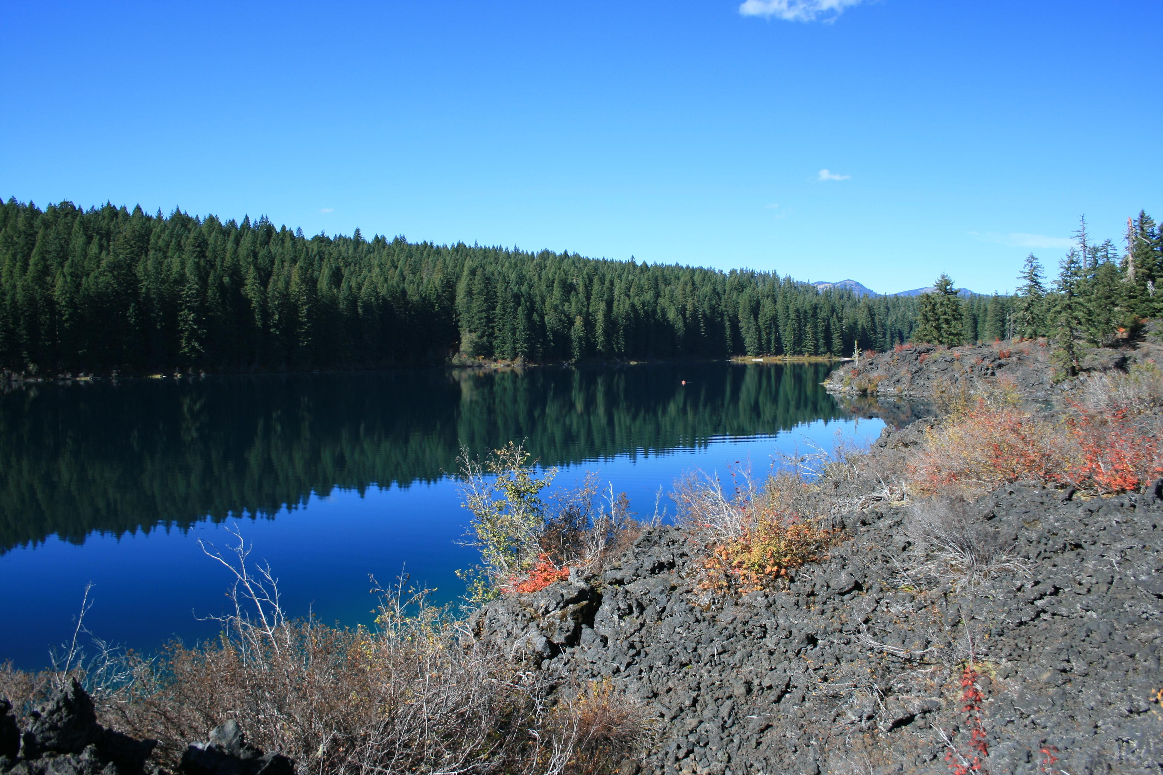 Clear Lake, Sahalie Falls, Koosah Falls and Suttle Lake