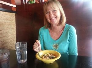 Diane loves her Yumm Bowl