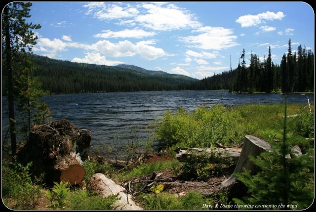 Upper Payette Lake