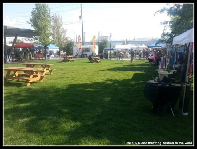 Farmers Market in Pocatello