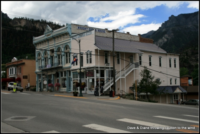 The Opera House in Ouray