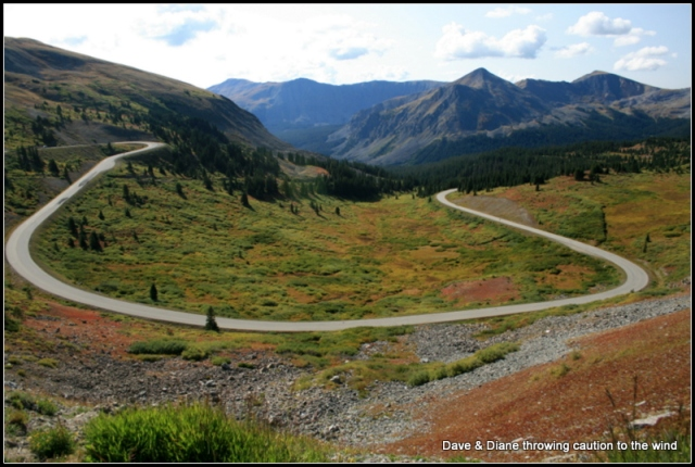 Taken from the summit of Cottonwood Pass
