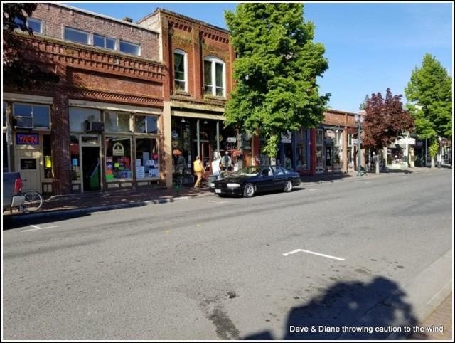 Downtown Grants Pass