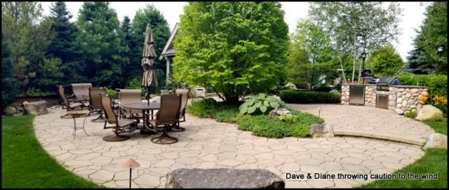 We loved this site at the Hearthside RV Resort
