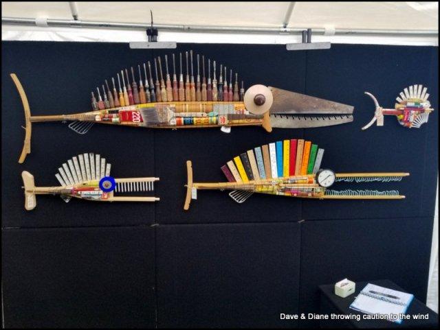Craft Fair in Charlevoix