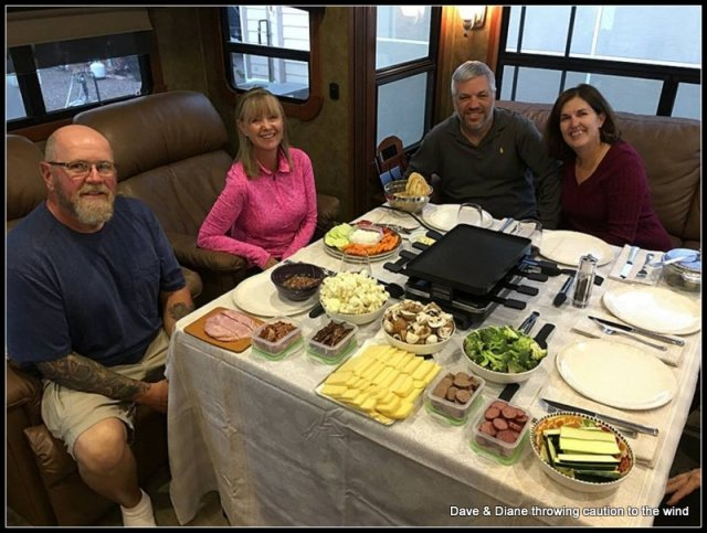 Dave, Diane, Drew & Becky